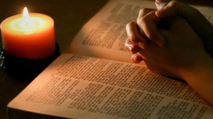 Simak ini Contoh Doa Kristen untuk Kesembuhan Orang yang Sakit,Tuhan Yesus Angkat Sakit Penyakit