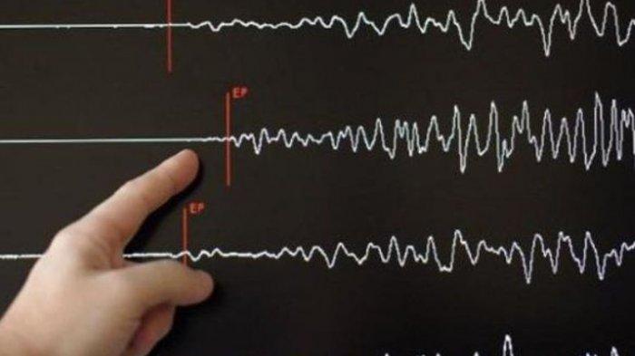 Gempa Tektonik 6,1 Magnitudo Guncang Kepulauan Sangihe Sulut, Warga Miangas Rasakan 2 Kali Guncangan