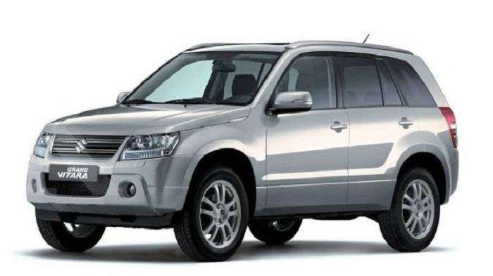 Mobil Murah SuzukiGrand Vitara Bekas Rp 95 Juta per September 2021