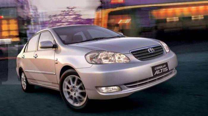 Mobil Bekas Toyota Corolla Makin Terjangkau, Rp 50 Juta, Simak Harga, Spesifikasi dan Tahun