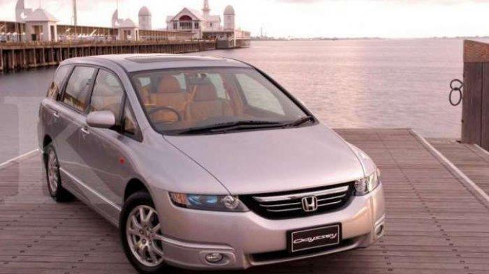 Harga Terendah Rp 110 Juta Periode April 2021, Inilah Mobil Bekas Honda Odyssey dan Spesifikasinya