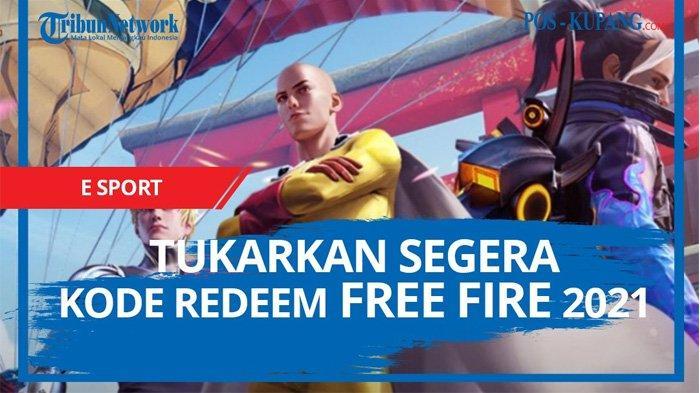 Update Kode Redeem FF 6 April 2021, Buruan Klaim Kode Redeem Free Fire Terbaru dan Terlengkap