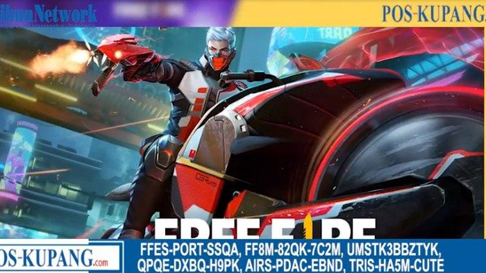 Kode Redeem Free Fire Jumat 21 Mei 2021, Buruan Klaim Kode Redeem FF 2021 Reward FF Garena