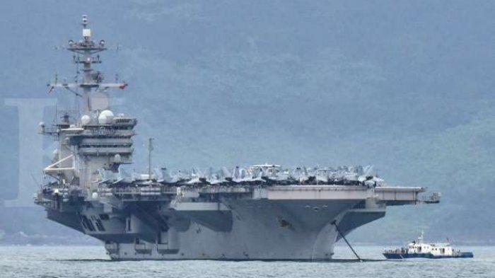 AS Beri Pesan Keras pada China atas UU Penembakan Beijing, Jangan Macam-macam di Laut China Selatan