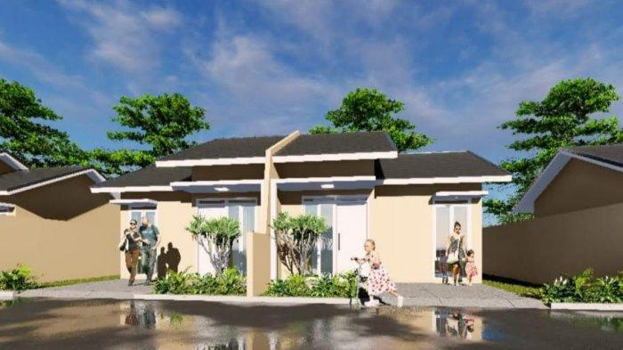 Perumahan Palma Hill Hadir dengan Desain Menarik