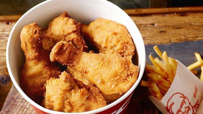 PROMO KFC Hari ini Senin 15 Februari 2021, Bucket Winger + 3 Mocha float Gratis Mulai Rp. 83.636