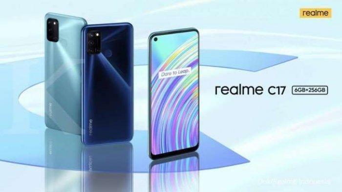 HP Realme C17 Dengan RAM 6/256 GB, Ponsel Dengan Harga Hanya Rp 2 Jutaan, Cek Spesifikasi Lengkap