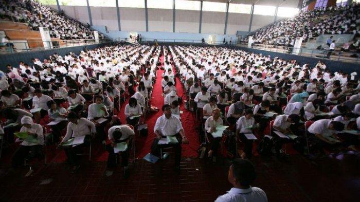 Passing Grade Meresahkan Peserta Tes CPNS di NTT