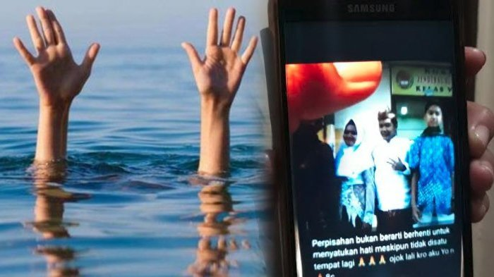 Remaja Ini Meregang Nyawa Saat  Menolong Temannya yang Jatuh Terpeleset di Kolam