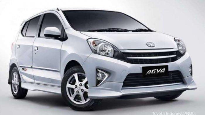 CEK Harga Terbaru Mobil LCGC, Mobil Murah September 2021, Dari Honda Brio, Ayla, Agya hingga Calya