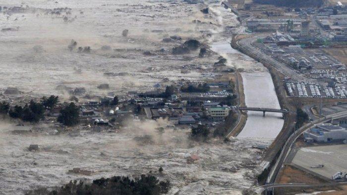 Selain Gempa Bumi, Cek Daerah di Indonesia Berpotensi Tsunami, Mayoritas Masuk, Gimana Tempat Anda?