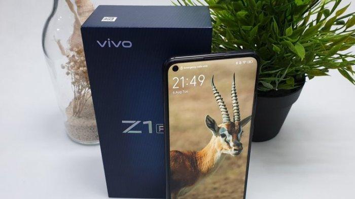 Ini Dia Vivo Z1 Pro, Ponsel Baterai Jumbo dan Layar Bolong