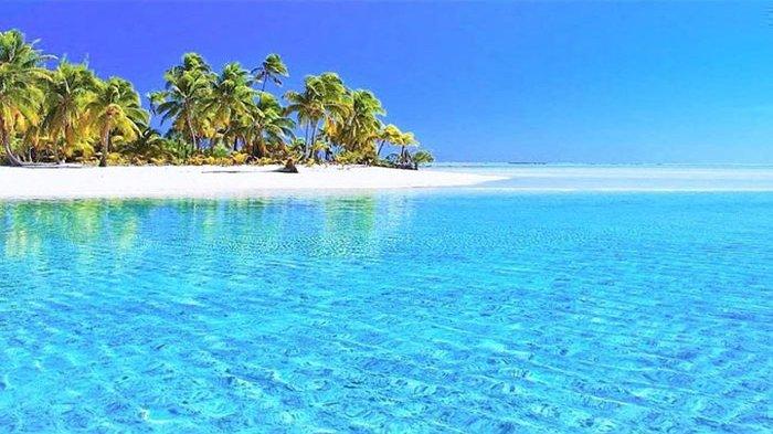 Kenapa Air Laut Itu Asin dan Berwarna Biru? Berikut Penjelasan Ilmiahnya Guys