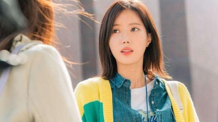 Im Soo Hyang Artis Drakor My ID Is Gangnam Beauty Tetap Cantik Meski Berpenampilan Simple