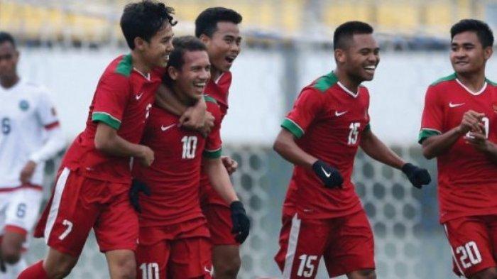 Sesaat Lagi, Live Streaming RCTI Timnas U-19 Indonesia vs Uni Emirat Arab