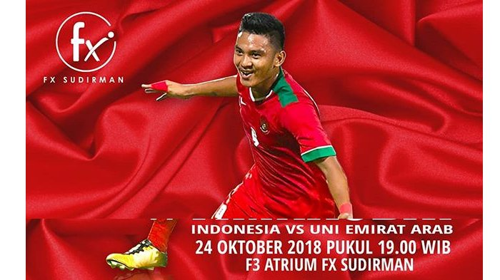Live Streaming RCTI Timnas U-19 Indonesia vs Uni Emirat Arab Pukul 19.00 WIB Malam Ini