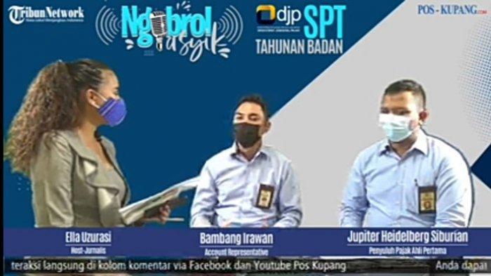 KPP Pratama Kupang Edukasi Wajib Pajak: Tak Lapor SPT Badan Denda Rp 1 Juta