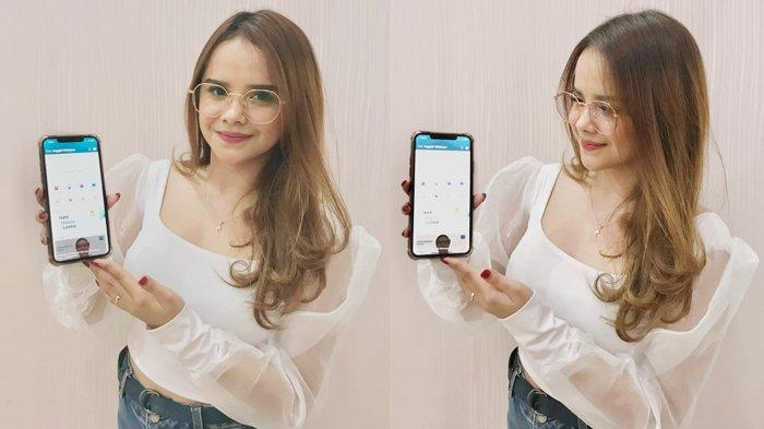 Selama Pandemi Covid-19, Inggid Wakano Su Pakai Aplikasi New PLN Mobile