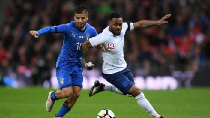 Italia vs Swiss: Pembuktian Insigne