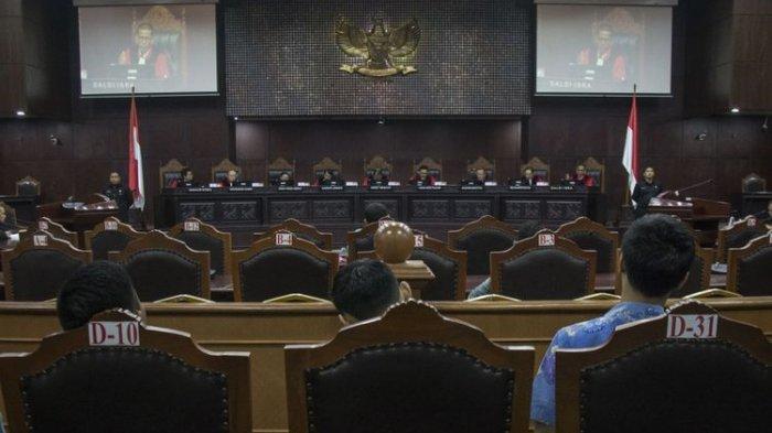 Ini Dia Profil 9 Hakim Konstitusi Penentu Akhir Sengketa Pilpres di MK
