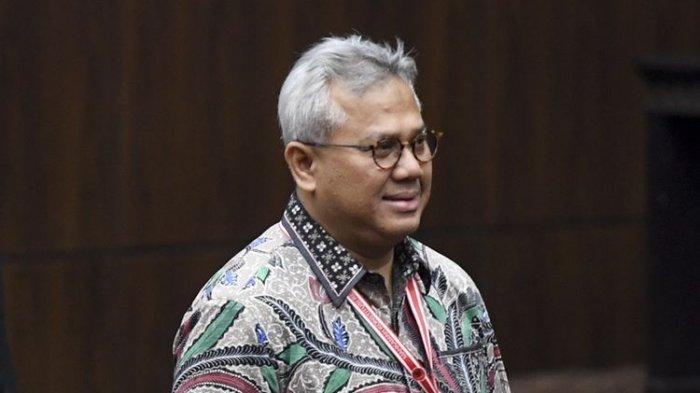 Ini Harapan KPU Terhadap Prabowo-Sandiaga Saat Penetapan Jokowi-Ma'ruf sebagai Calon Terpilih