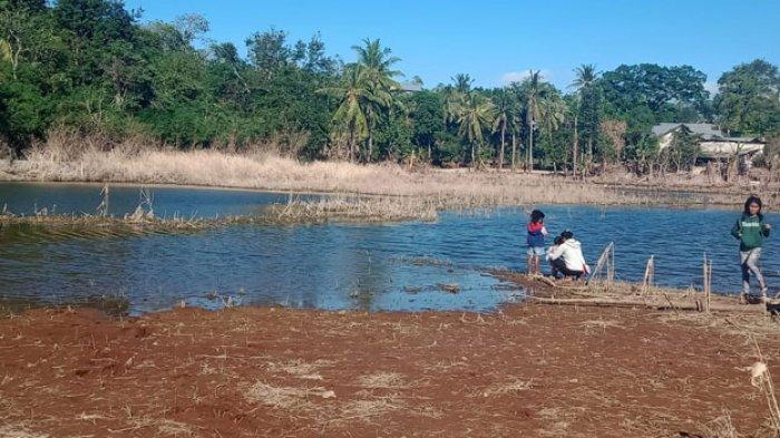 Ini Kondisi Terkini Danau Tankolo Sikumana Pasca Hebohkan Warga Kota Kupang