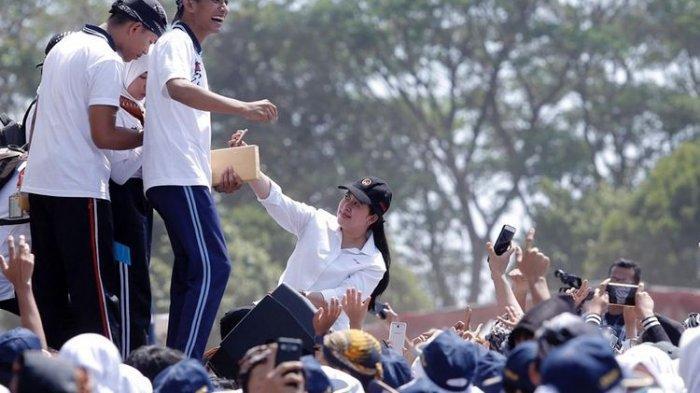Ini Pesan Puan Maharani Saat Pembekalan Mahasiswa Baru di Undip Semarang