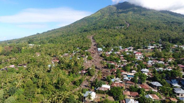 Presiden Jokowi Hari Ini Tinjau Bencana Alam Adonara di Desa Nelelamadike, Korban Meninggal Dunia