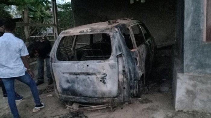 KPU NTT Prihatin Atas Pembakaran Mobil Ketua Panwaskab Rote Ndao