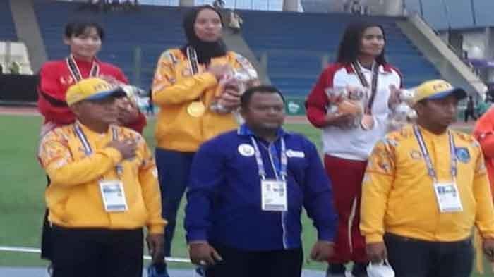 Inilah Peraih Medali NTT di PON XX PAPUA 2021