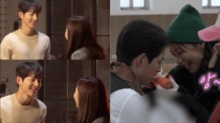 Interaksi Manis Song Joong Ki dan Jeon Yeo Bin Saat di Belakang Layar Drakor Vincenzo, Fans Heboh