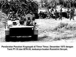 Lepas Dari Portugis Diinvasi Indonesia, Pasukan Fretilin: 'Kami Dibunuh, Tolong Lakukan Sesuatu'