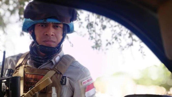 Ipda Rino Mali Pemberi Motivasi Untuk Briptu Windy Manafe Jadi Pasukan Khusus PBB