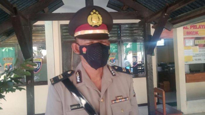 Iptu Laurens Daton, Putra Daerah Pertama yang Menjabat Kasat Lantas Polres Flotim