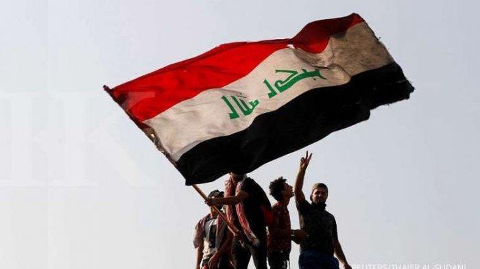 Irak Kerahkan Ribuan Personel Keamanan Lindungi Kunjungan Paus Fransiskus