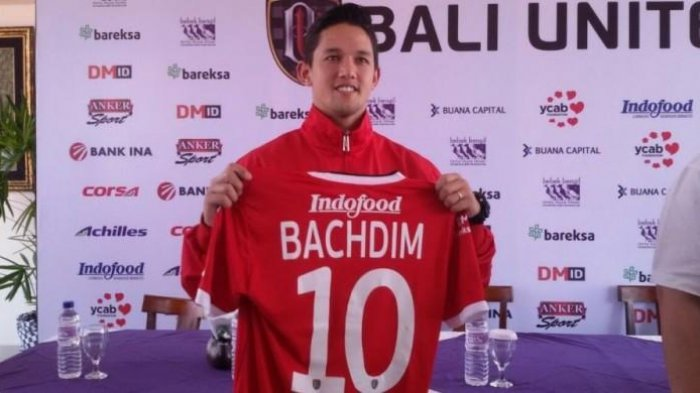 Irfan Bachdim Merapat ke Persib Bandung, Kata Bobot, CEO Bali United, Nilai Transfer Pemain?