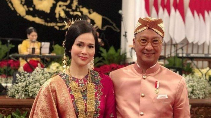 Istri Calon Menteri Agus Gumiwang Loemongga Ternyata Bukan Orang Sembarangan, Siapa Dia?