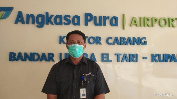 Bandara El Tari Kupang Mulai Gunakan GeNose Hari Ini