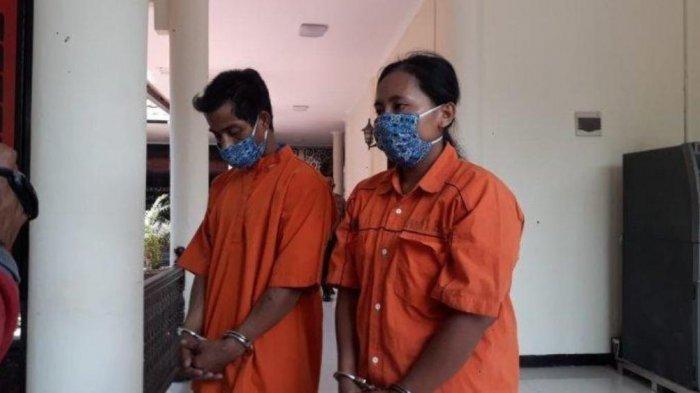 Sakit Hati Usai Jabatan Direbut, Pasutri Habisi Nyawa Kontraktor, Dieksekusi Istri Pakai Pisau Dapur