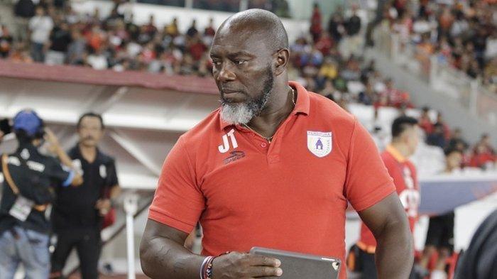 Jacksen F Tiago pelatih Persipura di kompetisi Liga 1 2020