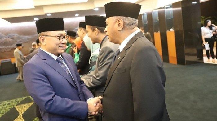 Jacki Uly Disumpah Jadi Anggota MPR RI, Gantikan Viktor Bungtilu Laiskodat