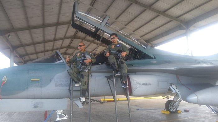 Jadi Penerbang Pesawat Tempur T50, Gubernur Laiskodat Sebut TNI AU Keren