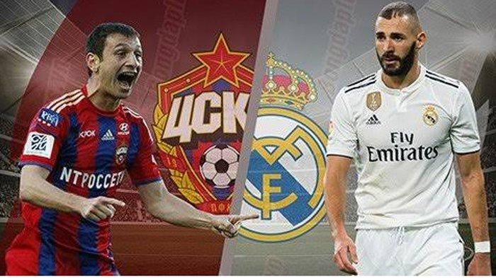 Jadwal Bola Malam ini, Siaran Langsung Liga Champions di RCTI - Real Madrid & MU Main