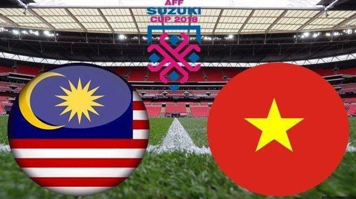 SEDANG MULAI Live Bola Streaming Malaysia vs Vietnam Babak Final Piala AFF 2018