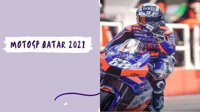 Malam Ini Pukul 21.00 WIB Berlangsung MotoGP Qatar 2021 Trans7, Hasil, Klasemen Via Live Streaming