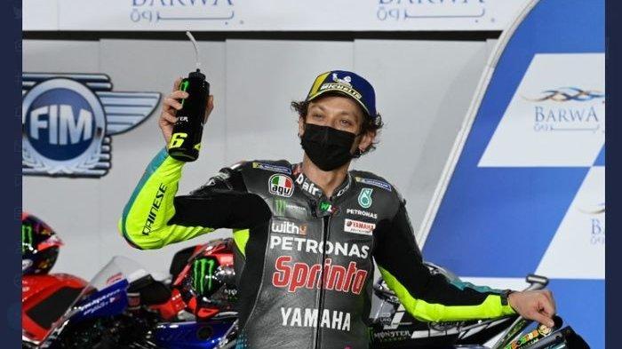 Jadwal Live Streaming Seri Kedua MotoGP Doha 2021 Hingga Rossi Ungkap Hal Mengejutkan Ini, Apa?
