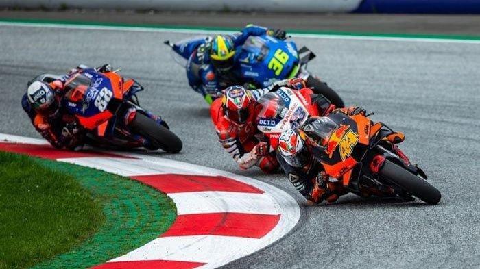 Jadwal Live Streaming MotoGP Portugal 2020 Minggu Ini Mulai Sabtu 21 November 2020