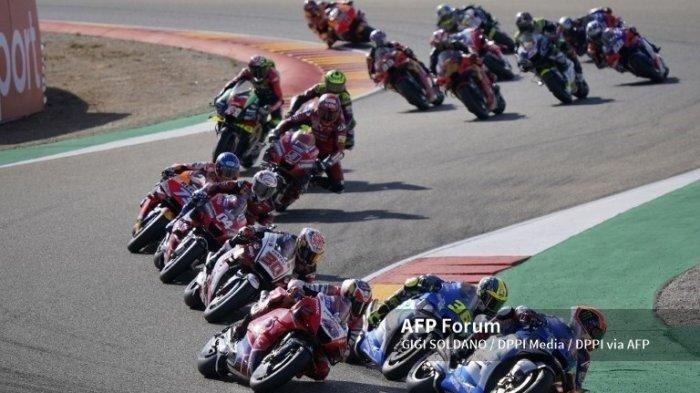 Jadwal MotoGP 2020 Terbaru Minggu 25 Oktober 2020, Race MotoGP Teruel Lebih Awal dari Moto2