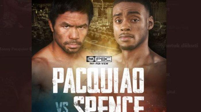 Tinju Dunia 2021, Duel Pacquiao Vs Errol Spence Jr Diganggu Manajemen Conor McGregor, Manny Bayar?