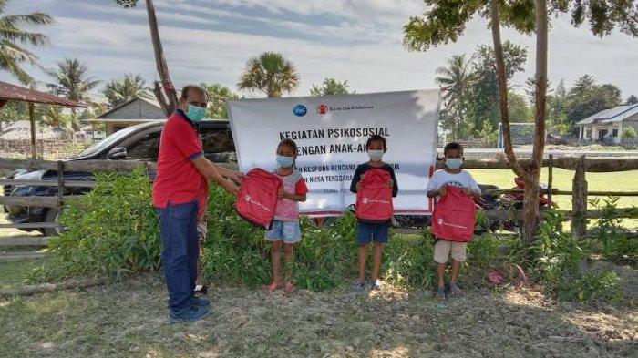 Save the Children Gandeng P&G Indonesia Bantu Siswa di Malaka